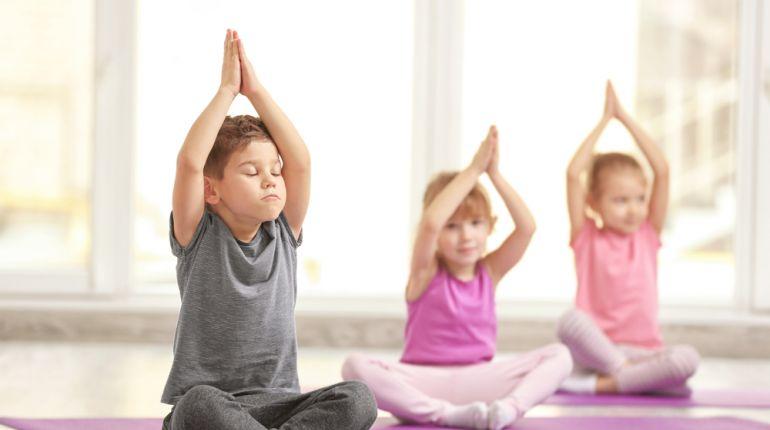 Йога за деца Image